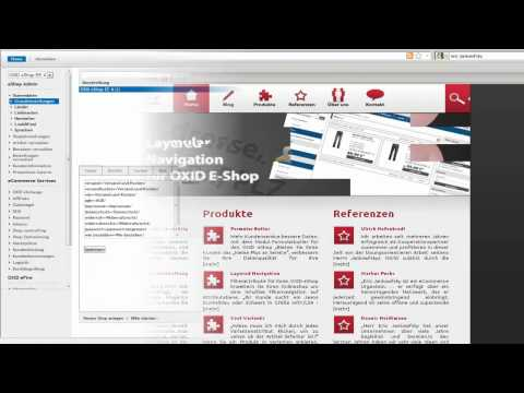 Oxid EShop Modul - Searchredirect