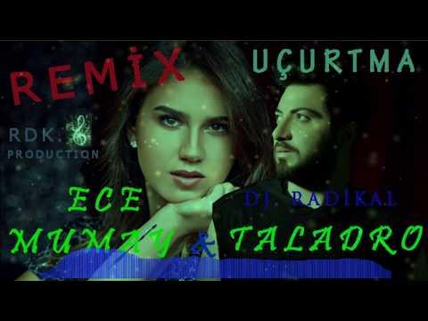 Taladro Feat Ece Mumay Ucurtma Remix Lyric Video By Radikal