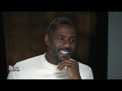 Idris Elba on Being a Sex Symbol