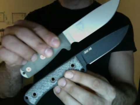 busse street boss knife preview youtube. Black Bedroom Furniture Sets. Home Design Ideas