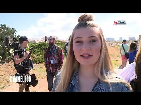 Michela Pace - Chameleon - Eurovision Updates 2019 (Part 1)