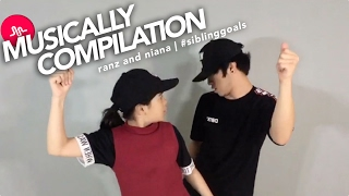Siblings Musically Compilation | Ranz and Niana Mp3