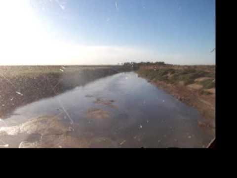 OH58D Kiowa NOE Iran / Iraq Border Part 2