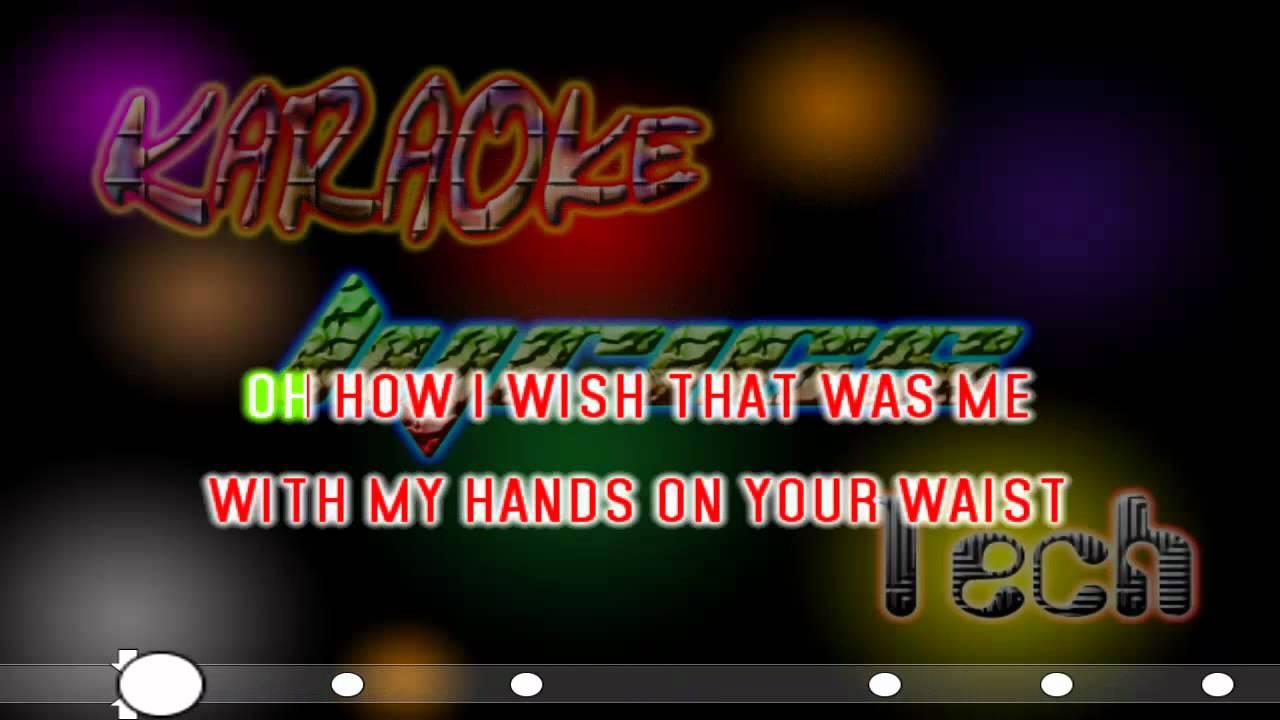 One Direction - I Wish - Lyrics / Karaoke