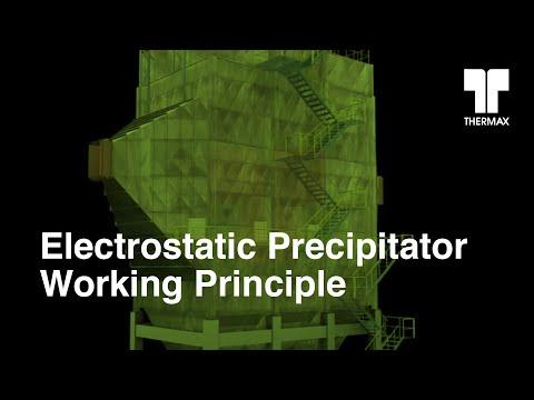 ESP Working Principle