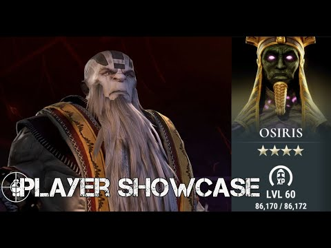 PLAYER SHOWCASE | 5000 | KOLDAN -VS- OSIRIS | DAWN OF TITANS