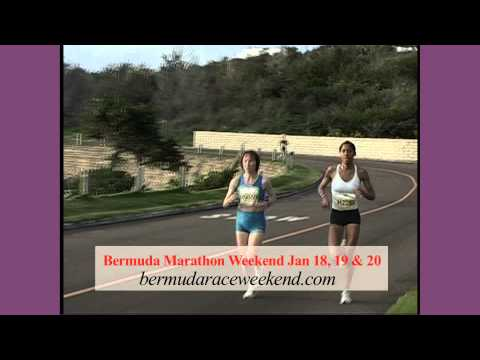 Bermuda Marathon Weekend Promo