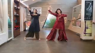 Gud Naal Ishq Mitha | Unglich Ring Daal De | Sangeet Dance Choreography | Aim Studio India