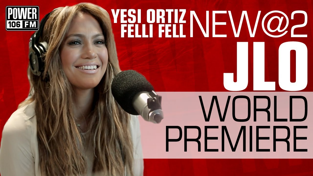 """Download JLo Premieres """"I Luh Ya Papi"""" & Gets a Call From French Montana"""
