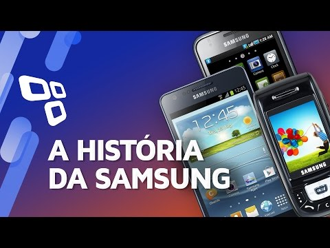 A história da Samsung - TecMundo