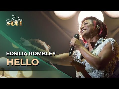 Ladies of Soul 2016 | Hello - Edsilia Rombley