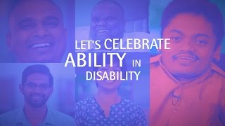 Celebrating the Ability in Disability –  Shining a spotlight on our Persons with Disabilities