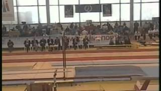 Horizontal bars - Gymnast 2 (Voronin Cup 2012)