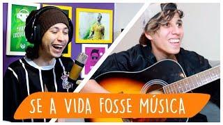 REACT SE A VIDA FOSSE RESPONDIDA COM MUSICA (Maneirando)