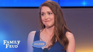 YIKES! LIGHTBULB up the BUTT? | Family Feud