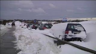 7 jours BFM: neige, le jour d'après - 16/03