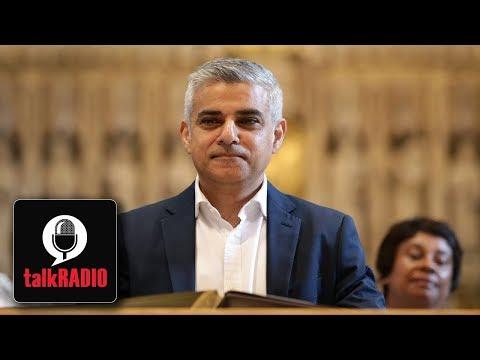 George Galloway calls Sadiq Khan a \