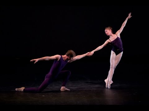Christopher Wheeldon rehearses Polyphonia - Royal Ballet LIVE