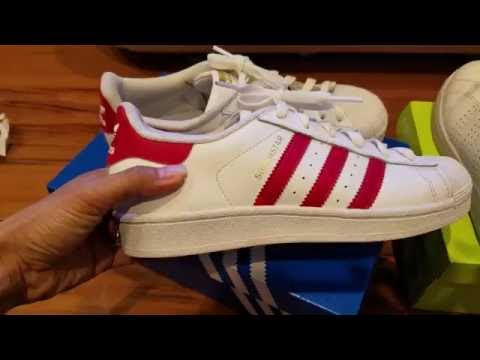 Review adidas superstar y adidas neo - YouTube