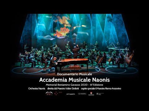 Remo Anzovino ospite speciale dell'Accademia Musicale Naonis // Documentario 3° Memorial Gavasso