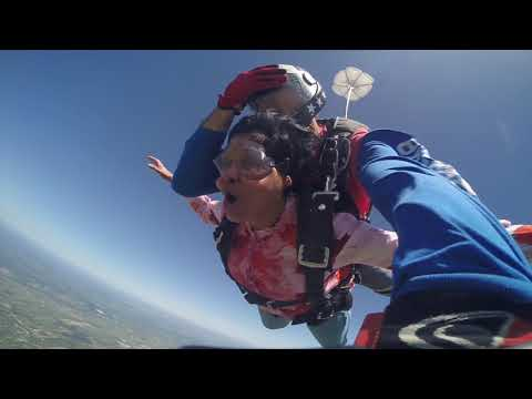 Tandem Skydive | Anitha from Fort Worth, TX