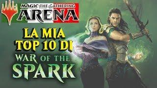 Le mie 10 carte preferite di War of the Spark (MTG Arena ITA)