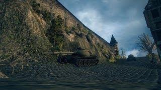 59-Patton. Премиумный/апнутый/смешной/китайский/американский/средний/танк. Стрим-гайд.