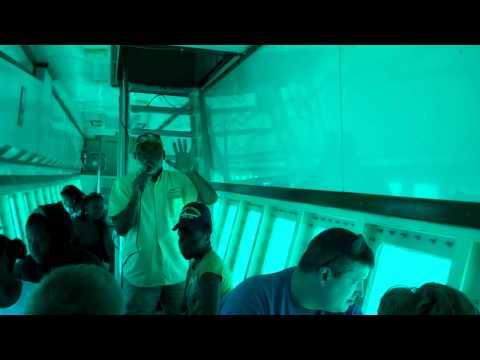 Semi-Submersible Boat trip over Nassau reefs.mp4