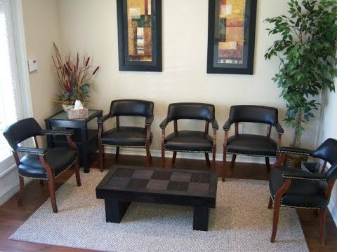 Waiting Room Seating Design Ideas