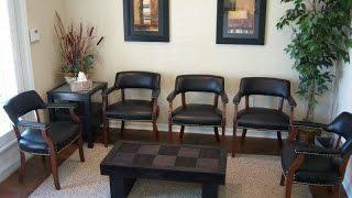 Waiting Room Seating Design Ideas