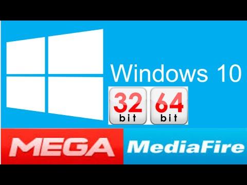 Windows 10 Build 1511.1 (10586.218) RTM VL 32 64 BIT Español ACTZDO Abril 2016 1 Link Mega MediaFire