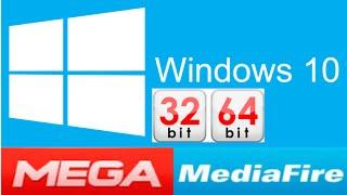 Windows 10 Build 1511.1(10586.2)RTM VL 32 64 BIT Español ACTZDO Febrero 2019 1 Link Mega MediaFire
