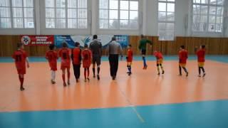 2-ий турнір з міні-футболу U-11 до Дня святого Миколая, 18.12.2016