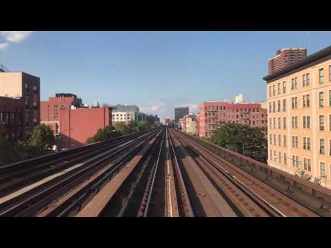 Metro North: M2 train RFW from Grand Central to Stamford (P.M Rush)