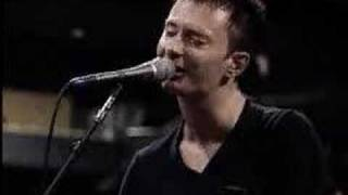 "Radiohead ""Lucky"" Live"