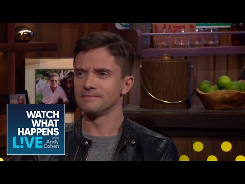Topher Dishes About That '70s Show, Ashton Kutcher, and Mila Kunis - WWHL