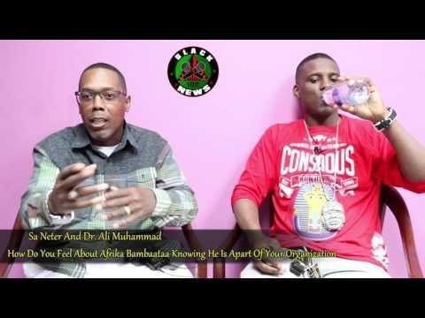 Dr. Ali Muhammad: Take On The Afrika Bambaataa Molestation