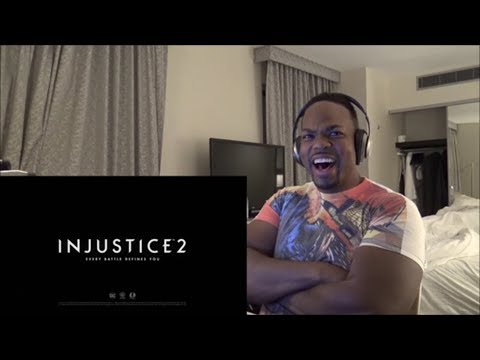 Thumbnail: Injustice 2 – Fighter Pack 3 Revealed! - REACTION!!! TMNT SAY WHAT?!!