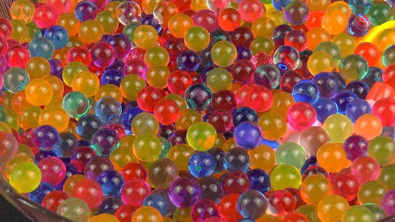 how to make spitball orbeez