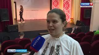 В старинном селе Тельвиска проходит ежегодный форум творческой молодёжи
