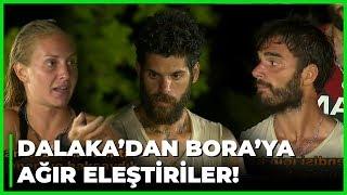 Atakan - Bora Kavgasına Dalaka Sürprizi! - Survivor Türkiye 54. Bölüm