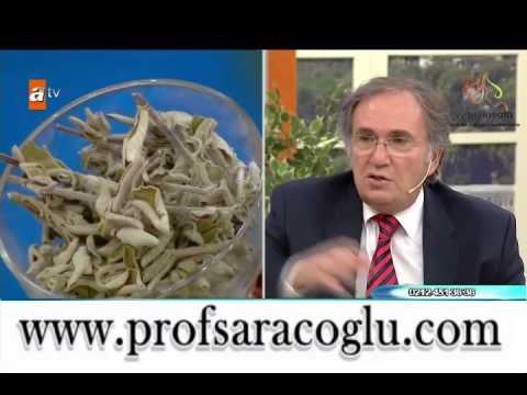 Prof. Dr. İbrahim SARAÇOĞLU Zahide Ile Yetiş Hayata Gastrit Ve Ülser Için Kür