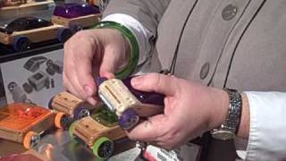 Toy Fair 2010 : Automoblox By Manhattan Toys