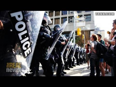 TORONTO G20 - THE SHAPE OF THINGS TO COME