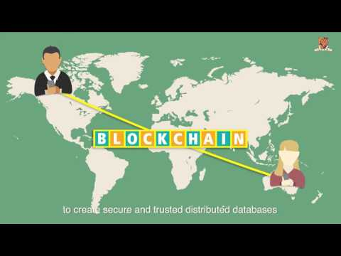 Segment 1: How Blockchain Changes the Financial Service Industry by Dr. Duncan Wong