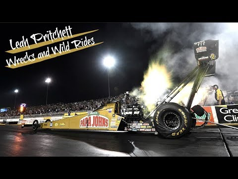 Leah Pritchett   Wrecks And Wild Rides   Promod/Top Fuel Dragster