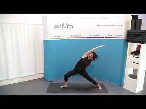 actiLiveStream #160 - Yoga mit Aylin (Mi. 12.05.21)