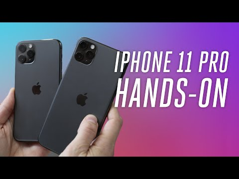 iPhone 11 Pro and 11 Pro Max hands-on