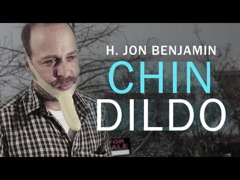 CHIN DILDO starring H. Jon Benjamin  Movie