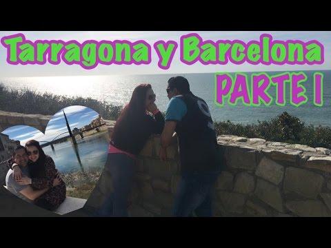 Conociendo TARRAGONA Y BARCELONA PARTE I